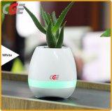 De populaire LEIDENE van de Pot van de Bloem van de Zanger van de Installatie van de Gift MiniSpreker van Bluetooth