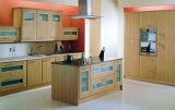 Disegni semplici caldi dell'armadio da cucina di vendita di migliore senso