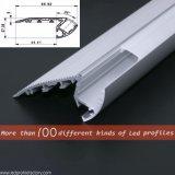 LED-Aluminiumstrangpresßling-Profil-Kanal für Büro-Hauptbeleuchtung