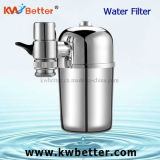 Filtre à eau de robinet avec stérilisation Démontage à la rouille d'odeur particulière