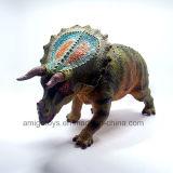 Jouets originaux de dinosaure en plastique véritable pour modèle modèle de collection