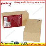 Imprimé personnalisé accessoires de téléphonie mobile Emballage avec PP/PVC Fenêtre claire