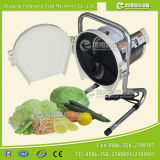 Piccola affettatrice, taglierina di verdure da tavolino, /Small che affetta tagliando macchina a pezzi