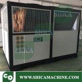 Compressor de parafuso arrefecidos a ar de refrigeração de água e frigorífico Chiller de Agua