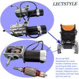 """rotella posteriore della sedia a rotelle pneumatica 7 """" 10 """" 12 """" 16 """" per il motore della sedia a rotelle"""