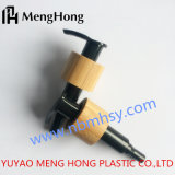 Popular Lotion Pumps Sprayer Plastic with Bamboo