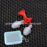 2 гриба формы слоя Earplug силикона с фильтром