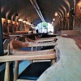 Het in het groot Houten Meubilair van het Restaurant van de Koffie voor de Reeks van de Lijst en van de Stoel