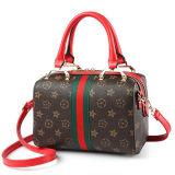 Diseñador de moda Unisex Bolsa Tote bolsas de género de patrón sólido y elegante bolsos Vintage SY8431