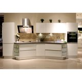 Polijst het Hoge Hoge Eind van Grandshine Lak beëindigt Keukenkasten