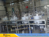 réservoir électrique de réaction de chauffage du réacteur 500liter chimique
