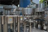 Equipamento plástico do engarrafamento de água do frasco do animal de estimação automático cheio da boa qualidade