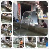 스테인리스 수영풀 또는 정원 물 특징 장비