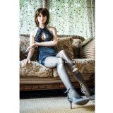 Echte Doll van het Meisje van het Silicone van de Vervaardiging van Doll van het geslacht Japanse voor Mannetje