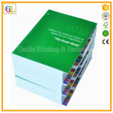 Impression obligatoire Softcover polychrome de magasin, service d'impression