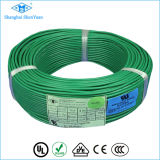 UL3068 Silicone Fibra de vidro Braid Heating Resistant Wire Cable