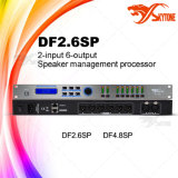 Skytoneのスピーカー管理デジタル可聴周波プロセッサDJ装置