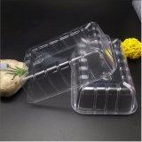 Frucht-Tellersegment-/Erdbeere-Tellersegment-Kästen der Großhandelsblasen-Verpackungs-PlastikPVC/Pet mit Kappe