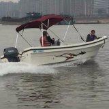 Bateau de pêche à grande vitesse Panga de fibre de verre 4-8m