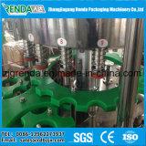 Máquina que capsula de relleno del fregado de la máquina/de las botellas de embotellado del animal doméstico