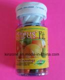 Пилюлька диетпитания потери веса капсулы цитруса подходящая Slimming с меткой частного назначения