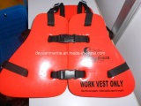 Padrão marinho dos colete salva-vidas SOLAS da veste do trabalho com bom preço