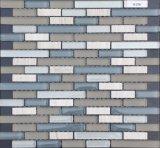 Horno de Mosaico de Vidrio, Azulejo de Mosaico Clásico Frost