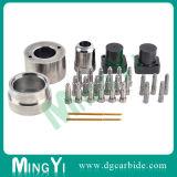 Usinagem CNC punção de alumínio polimento alto