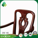 アパートの居間(ZSC-65)のためのThrone Chair旧式な様式王