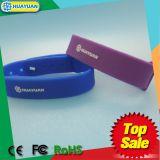Imperméable CIPURSE 13.56MHz Infineon bracelet en silicone de 4 m de la RFID réglable