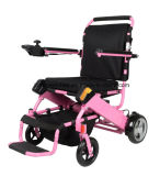 Accionado por el sillón de ruedas eléctrico de la batería de litio por Air
