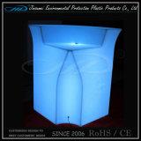 Мебель 16 цветов СИД PE материальная перезаряжаемые для трактира штанги