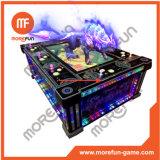 ライオンの殴打釣ゲームのカジノ機械