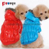Chiot manteaux d'hiver chandail chaud d'alimentation des accessoires de vêtements pour chien pet