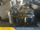 1t Ss316 Tanque de mezcla de acero inoxidable para jugo y mermelada