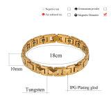 Regalos de la promoción de señora Style Hottime magnética tungsteno pulsera (10033)