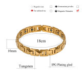 style Magnetic Tungsten Bracelet (10033) Hottime 승진 선물 숙녀