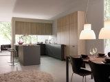 Armadio da cucina di legno di migliore vendita calda di senso