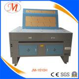 Cortador de madeira do laser dos produtos com plataforma aberta da tira (JM-1610H)