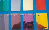 Panel de pared de plexiglás personalizado con lámina de acrílico moldeado