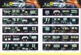 Delica 05 Elgrand Hiance Prius를 위한 LED 차 차내등