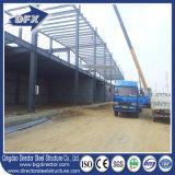 Armazém do competidor da construção de aço do fornecedor de China