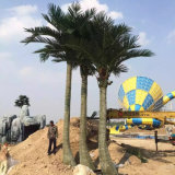 Искусственная пальма кокоса для напольного украшения