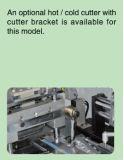 Corte de la escritura de la etiqueta y tipo de múltiples funciones ultrasónicos Hy-338r del rodillo de la máquina del plegamiento
