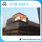 P6 Publicidad al aire libre en la pantalla de LED Billboard Video