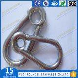 스테인리스 DIN5299 Carabiner 황급한 훅 Carabiner