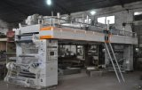 El PLC controla la máquina que lamina de alta velocidad para la película plástica