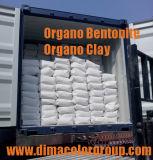 Bentonite organica utilizzata nell'industria del rivestimento