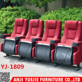 Mobiliario comercial Silla de uso general para el cine Yj1811