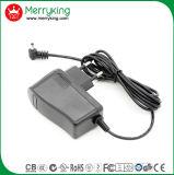 15.6W universele Adapter AC/DC voor Zwart Ce Cert van de Adapter van de Macht van de Omschakeling 24V650mA